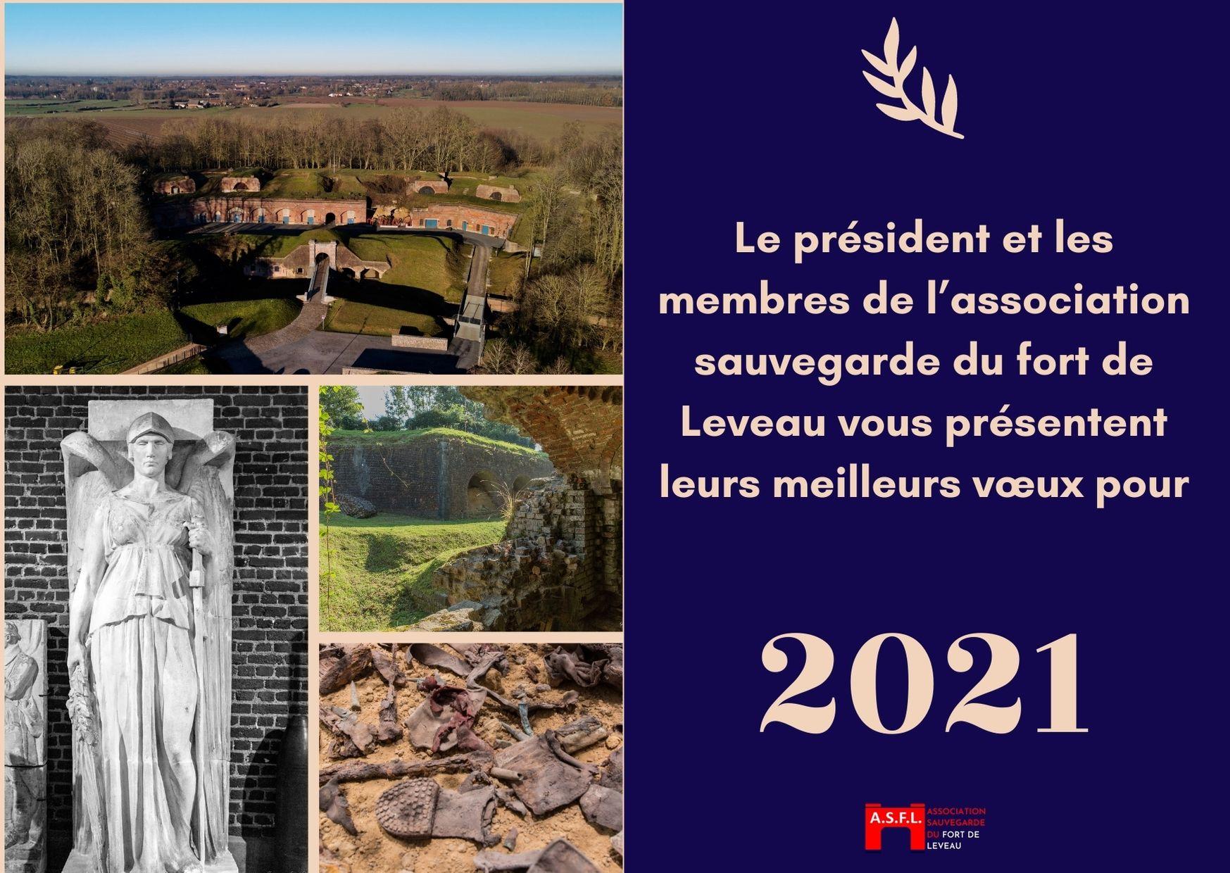 voeux ASFL 2021